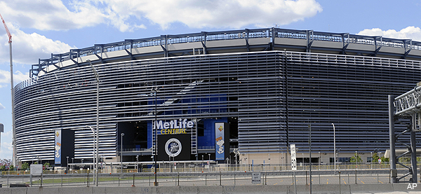 Hurricane Irene delays Jets-Giants game