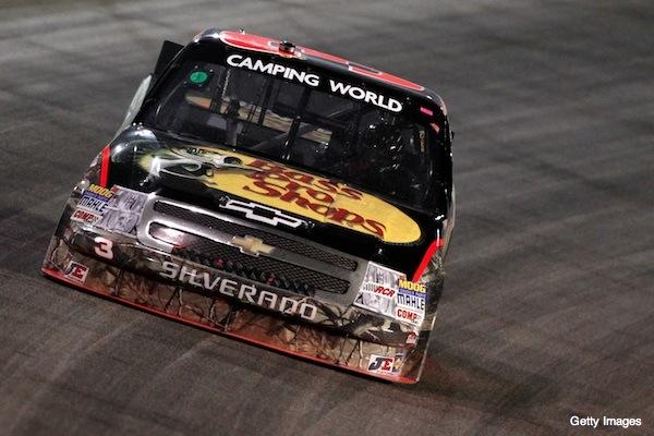 Austin Dillon wins 2011 Camping World Truck Series championship