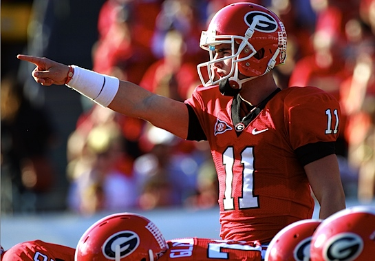 Debriefing: Aaron Murray points Georgia's way out of No-Man's Land