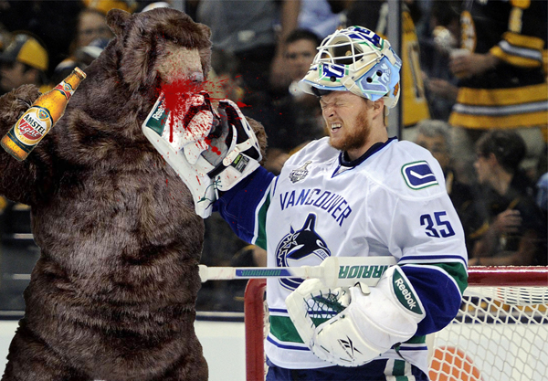 Gallery: Boston Bruins Bear Photoshop Contest Roars Ahead