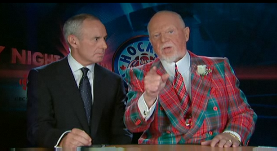 Video: Don Cherry rips 'turncoats' in NHL fighting debate