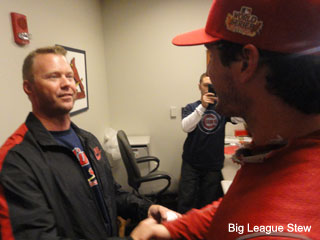 The story of the Cardinals fan who returned David Freese's homer