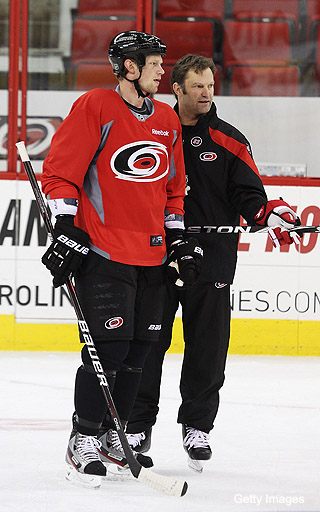 Kirk Muller, the great communicator, faces his Eric Staal problem