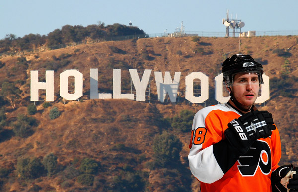 Flyers captain Mike Richards traded to Kings in pre-draft blockbuster
