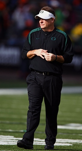 The Tressel Effect: In which Chip Kelly is haunted by the newest ghost of NCAA violations past