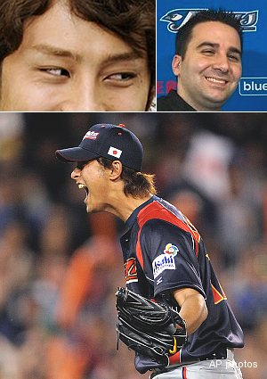 Blue Jays scout Japan's Yu Darvish: Is he worth $100 million?