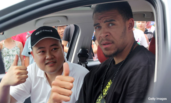 C-a-C: The poster for JaVale McGee's buddy cop flick looks great