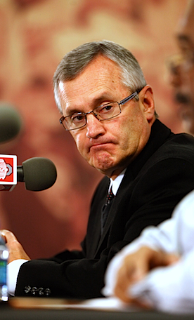 Tressel tipster facing misconduct charges for initial e-mails