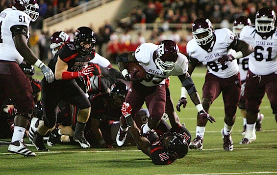 Texas A&M AD insists something was foul in Lubbock last weekend