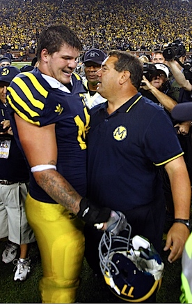 Brady Hoke, PI: Michigan's new boss recalls laying down a different kind of law