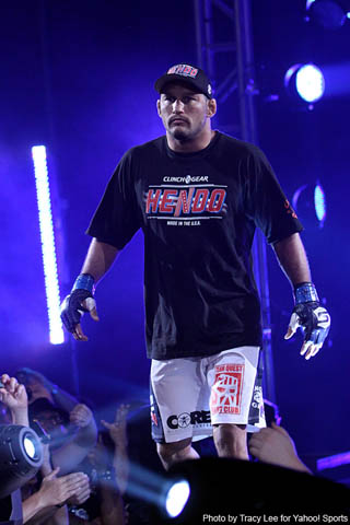 Another Strikeforce defection: Henderson vs. Rua at UFC 139