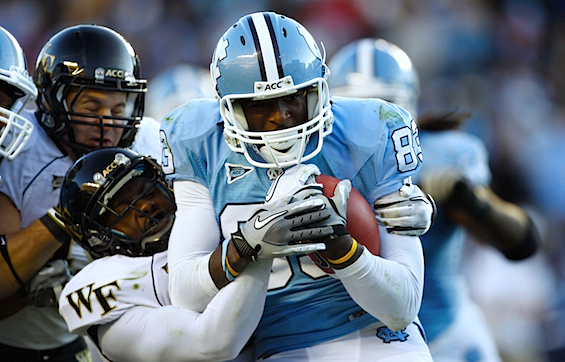 Dwight Jones' '1st annual' birthday party nixes his last game at North Carolina (Updated)