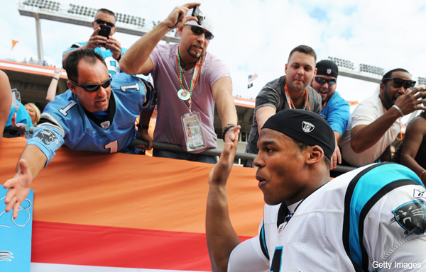 Cam Newton compares himself to a lion, blasts Panthers' 'tarnished house' where 'losing is accepted'