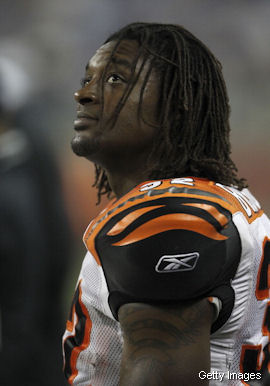 Cedric Benson is going to do some time, likely miss no games