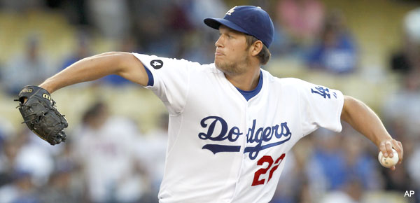 The five best starts of Clayton Kershaw's Cy Young season