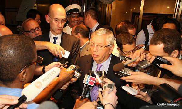David Stern engages in media blitz, pretends we're all fools