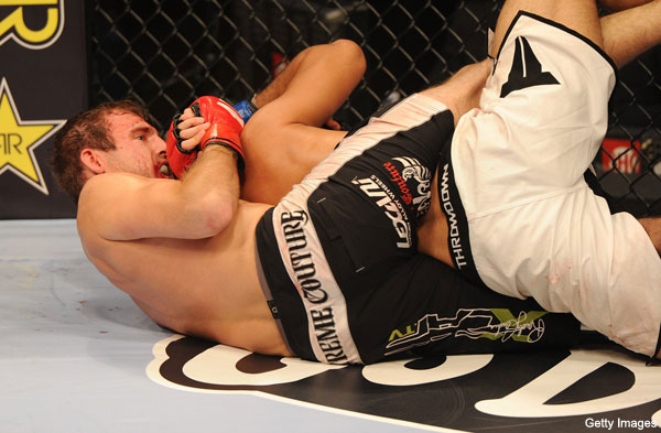 Couture and Larkin grind their way to wins at Strikeforce Challengers 19