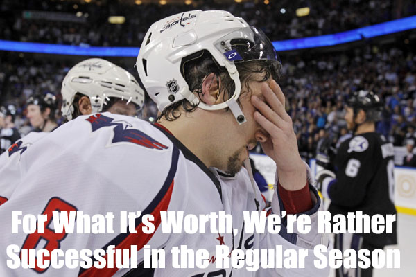 Puck Daddy Season Preview 2011-12: Washington Capitals