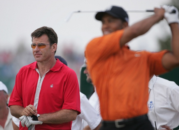 Sir Nick Faldo offers his take on Tiger: Jack's record is safe
