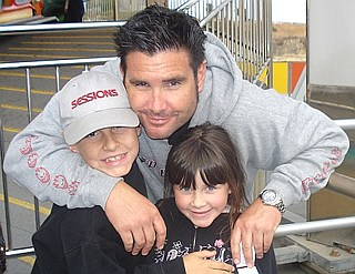 Giants fan Bryan Stow speaks his first words since beating