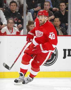 Five reasons the Detroit Red Wings might actually be this bad