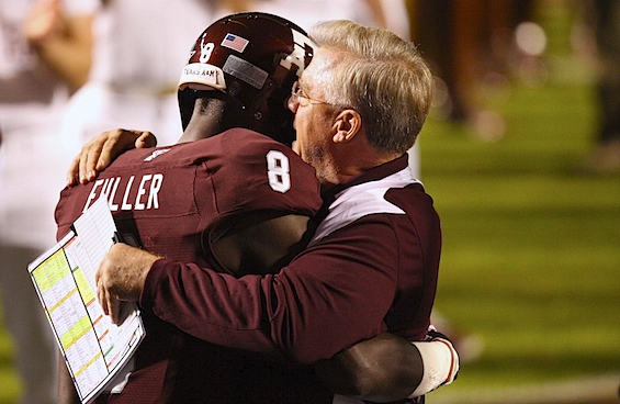 Texas A&M pulls the plug on Mike Sherman, valedictorian of the NFL's mediocrity exchange