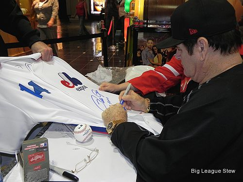 Answer Man: Pete Rose talks Vegas, Sparky, Kool-Aid Man and exile