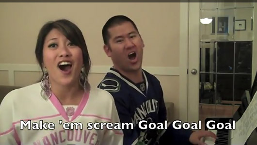 Video: The Vancouver Canucks medley of frustration, inspiration