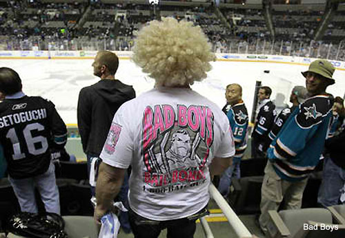 Have the San Jose Sharks violated fans' freedom of speech?