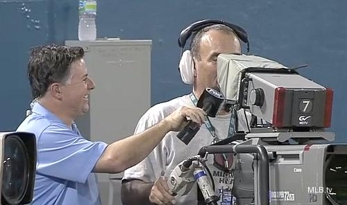 Marlins TV cameraman recalls giving umpire help on video replay