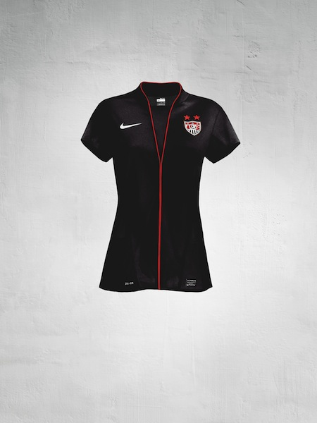U.S. play Women's World Cup in kit resembling nurse's uniform