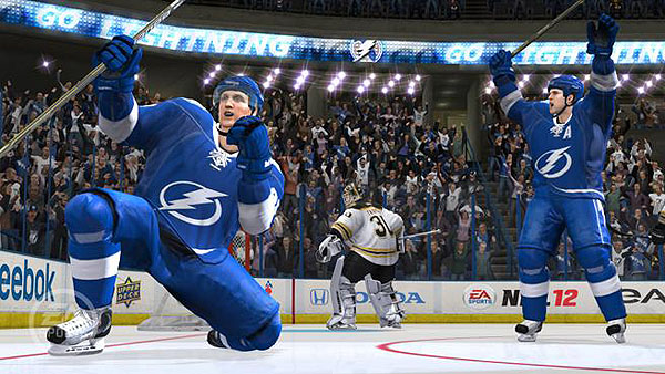 Review: Tweaks to NHL 12 polish already solid game experience
