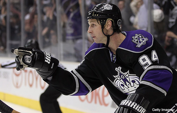 Why Kings LW Ryan Smyth's Oilers reunion would benefit all