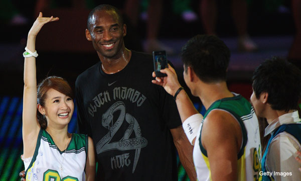 China doesn't want any NBA vets that are going to split once the lockout ends