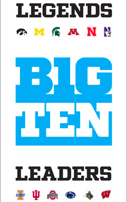 Delany still confident in Big Ten rebrand, if only fans would interpret it correctly