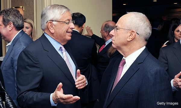 Stern and players meet for lockout talks, results not entirely depressing