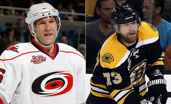 Michael Ryder vs. Erik Cole: Which signing works out better?