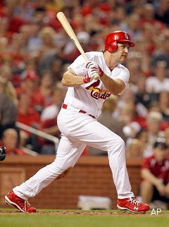 Lance Berkman agrees to one-year extension with Cardinals