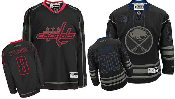 Pass or Fail: The neon gloom of Reebok NHL Black Ice jerseys