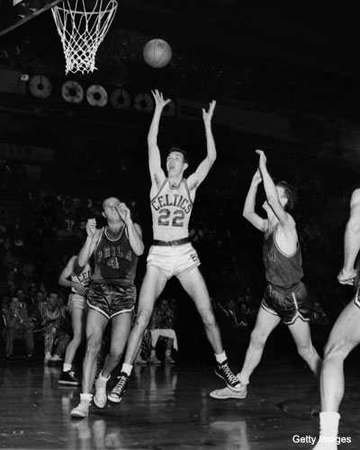 Basketball Hall of Famer Ed Macauley passes away