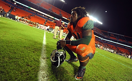 Miami Suspension Watch, Round 1: Eight 'Canes on ice, and counting
