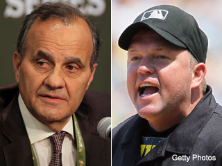 Joe Torre fights back for ump after unfair question about St. Louis
