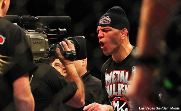 UFC 137 classic: Diaz beats the heck out of Penn in slugfest, the Hawaiian may retire
