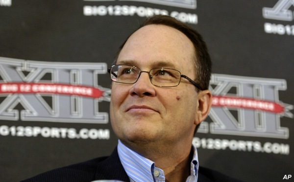 Big 12 pledges solidarity after kicking commissioner to the curb