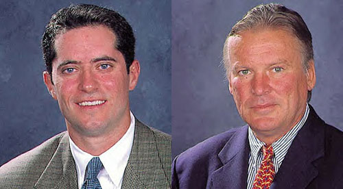 Remembering two from the hockey family lost on 9/11