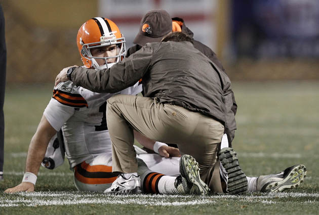 With Colt McCoy, NFL must learn from tragedies of the past