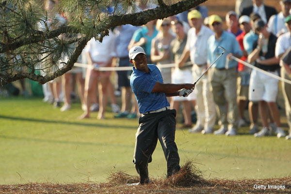 The freefall continues: Tiger Woods drops out of the world top 20