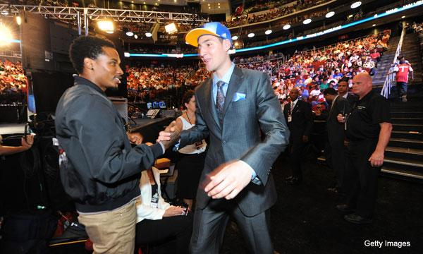 Ball Don't Lie's 2011 NBA draft grades