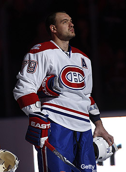 Despite injuries, Canadiens sign Andrei Markov for 3 years