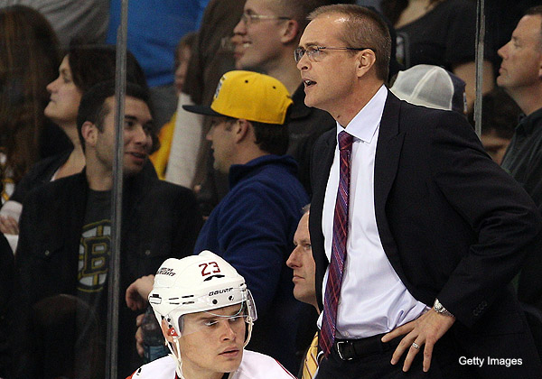 It's time for Paul Maurice to exit the Hurricanes